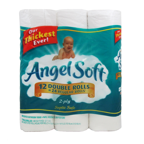 angel soft toilet paper deal